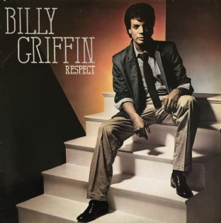 Billy Griffin ‎- Respect (LP) (EX/G)